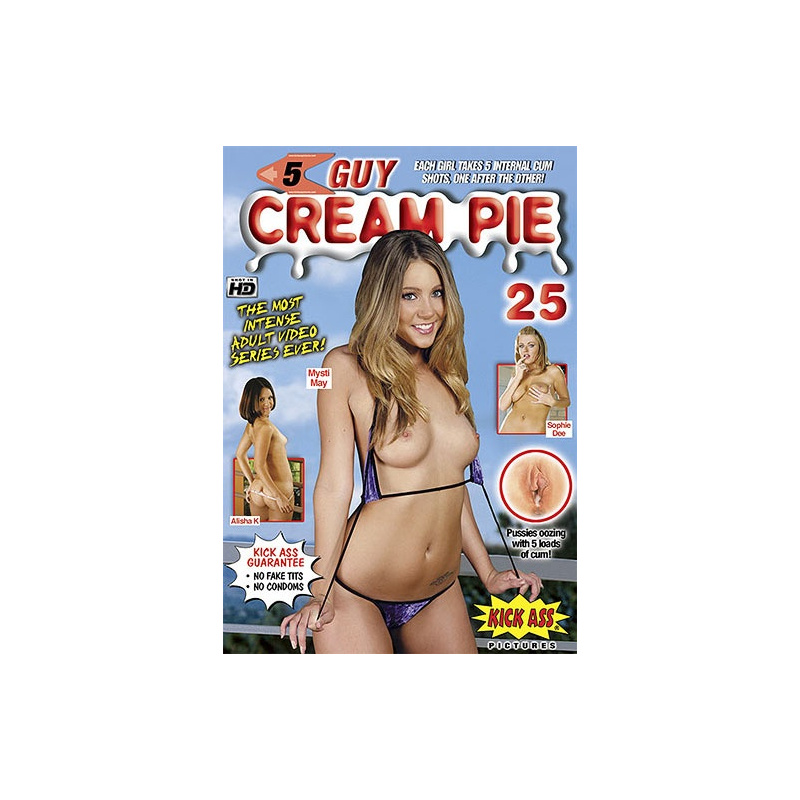 25 Guy Creampie