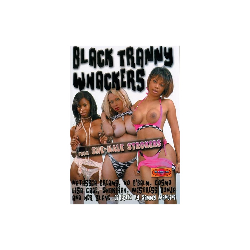 Black Trannie Whackers 95