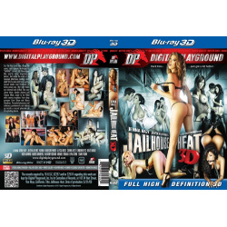 Jailhouse Heat - Blu-Ray 3D Occasion!