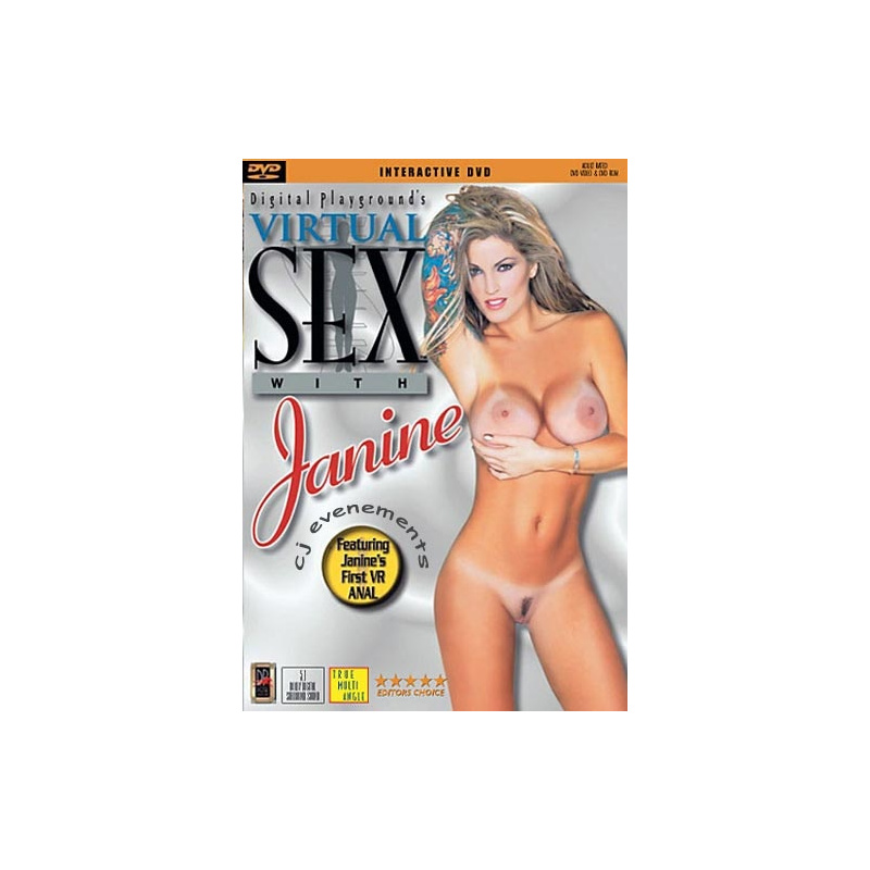 Virtual Sex With Janine 81