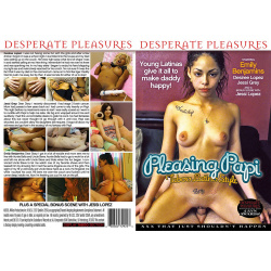 Pleasing Papi Taboo Latino Tales