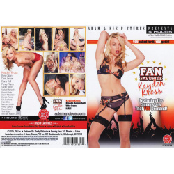 Fan Favorite Kayden Kross - 4 Hours