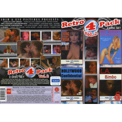 Retro 4 Pack Volume 2