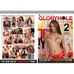 Transsexual Gloryhole Experience 2