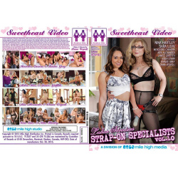 Lesbian Adventures Strap-On Specialists 10