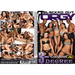 Blacked Out Orgy