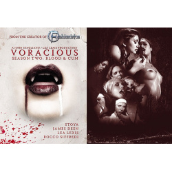 Voracious Season Two Blood And Cum Boxed Set