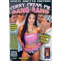 Curry Cream Pie Gang Bang