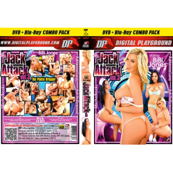 Jack Attack 3 - Combo Pack DVD + Blu Ray