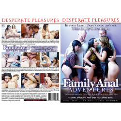 Family Anal Adventures