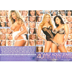 Top 40 MILF Adult Stars Collection
