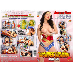 Wonder Woman Sexed-Up