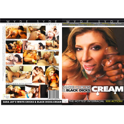 The Very Best Of White Chicks And Black Dicks Cream - Volumes 1-5