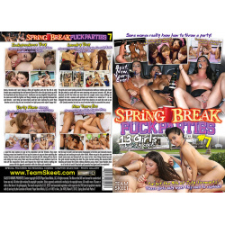 Spring Break Fuck Parties 7