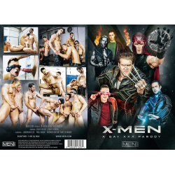 X-Men - A Gay XXX Parody
