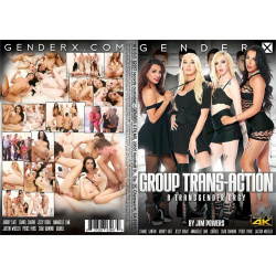 Group Trans-Action - A Transgender Orgy