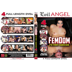 FemDom Fetish Queens 4-Pack