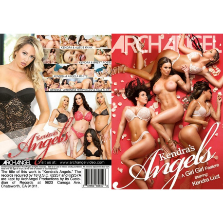 Kendra's Angels - A Girl Girl Feature