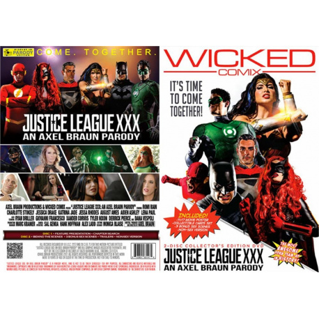 Justice League XXX: An Axel Braun Parody