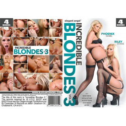 Incredible Blondes 3 - 4 Hours