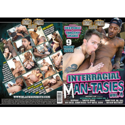 Interracial Man-Tasies 4
