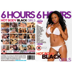 Hot Body Black Girls - 6 Hours