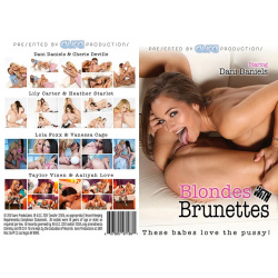 Blondes With Brunettes