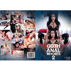Goth Anal Whores 2