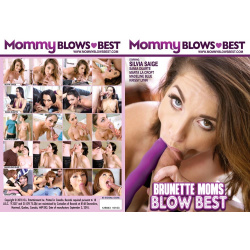 Brunette Moms Blow Best