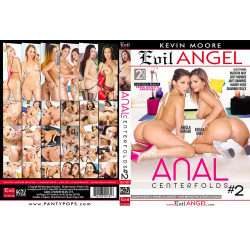 Anal Centerfolds 2