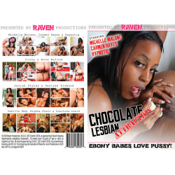 Chocolate Lesbian Attraction