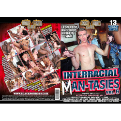 Interracial Man-Tasies 6