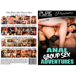 Anal Group Sex Adventures