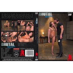 Her Tiny Pussy Pounded In Brutal Bondage