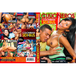 Colombian Sex Bus 5 - Chiva Culiona 5