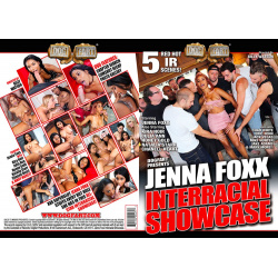 Jenna Foxx Interracial Showcase