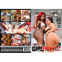 Girlfriendz 2 - Big Ass Strap-On Edition