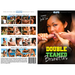 Double Teamed Brunettes