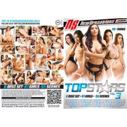 Top Stars 6-Disc Set Vol. 3