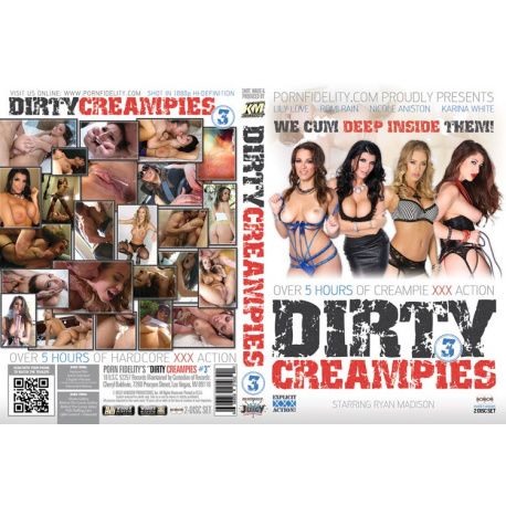Porn Fidelity Dirty Creampies 3